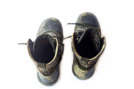 steel toe boots: military boots