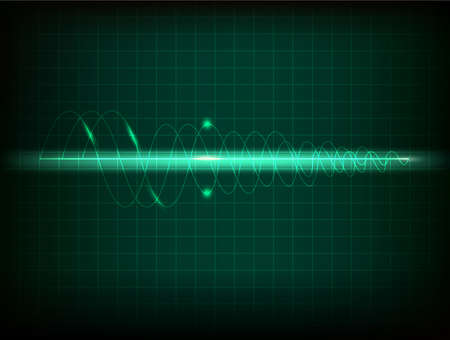 sine wave: sine wave illustration