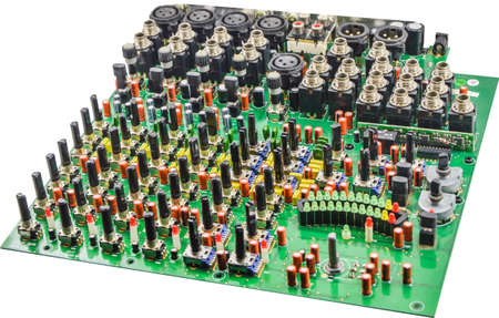 electronic board: electronic board