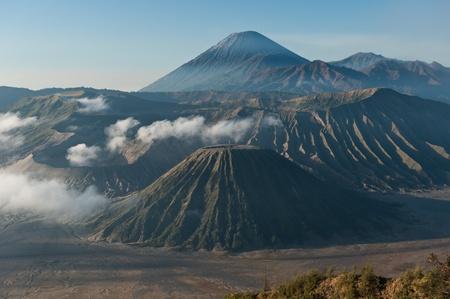 vulcano: Bromo Tengger Semeru national park. Java. Indonesia