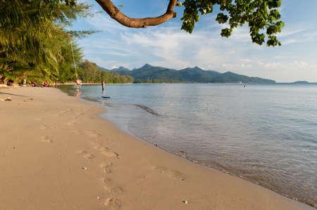 pattaya thailand: Koh Chang beach , Thailand