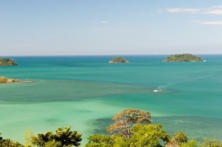 Koh Chang beach view point, Thailand photo