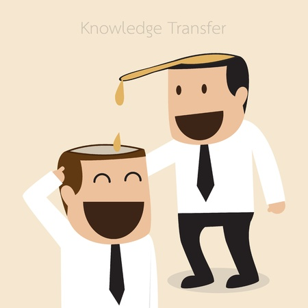 Knowledge transfer Vector