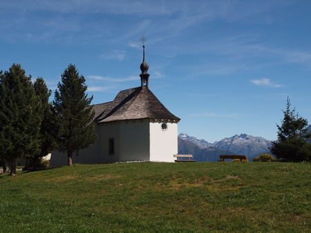 Church of Riederalp