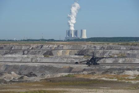 Lignite mining  Lignite mining