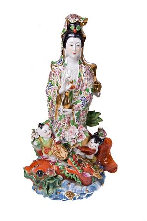 quan yin: THE GODDESS OF COMPASSION AND MERCY  known as Quan Yin or Guan Yin or Guan Yim, depending on the chinese dialect.