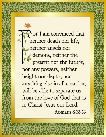 Inspiration from the Bible regarding God s love for us