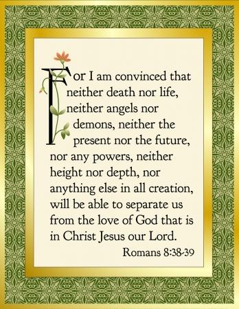 Inspiration from the Bible regarding God s love for us Zdjęcie Seryjne - 25417099