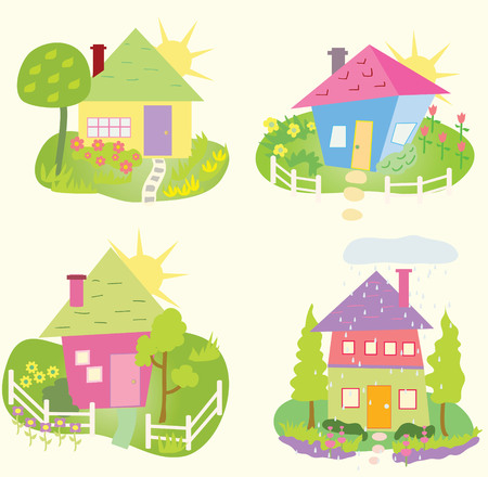 Spring Homes Icon