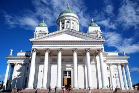 Helsinki cath�drale