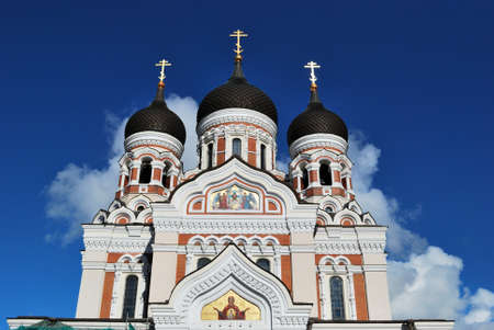 nevsky: Tallinn Nevsky Cathedral