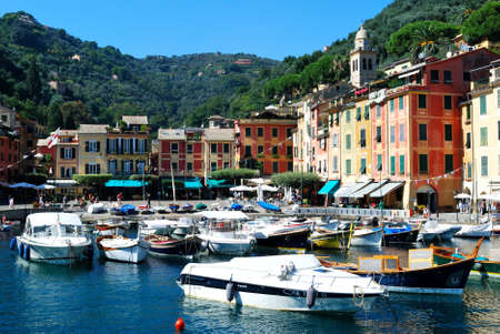liguria: Portofino, Liguria, Italy