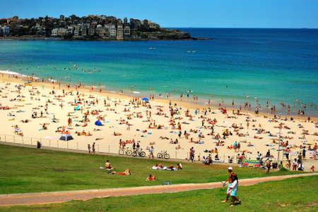Bondi Beach, Sydney, Australia Editorial