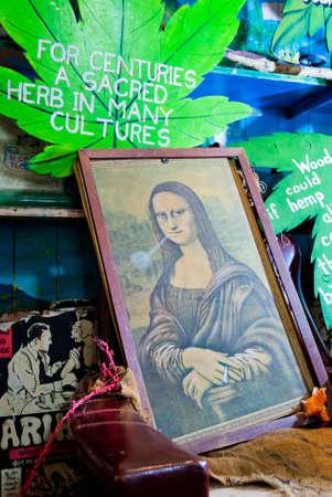 mona lisa: Mona Lisa Editorial