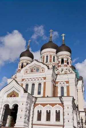 nevsky: Alexander Nevsky Cathedral, Tallinn, Estonia