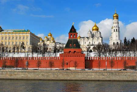 Kremlin, Moscow Stock Photo - 13961659