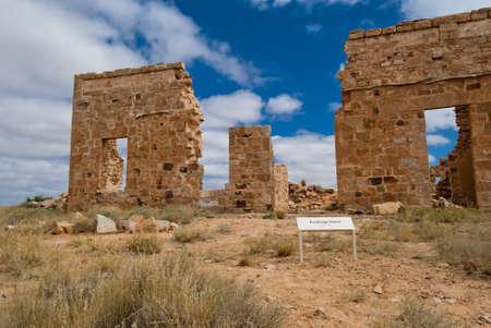 farina: Farina town, South Australia