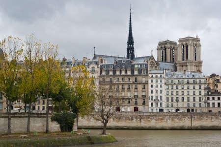 Seine riverbank, Paris