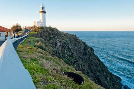 Byron Bay phare, l'Australie