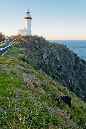 Byron Bay lighthouse, Australia photo