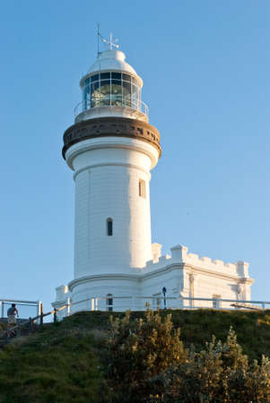 Byron Bay lighthouse, Australia photo