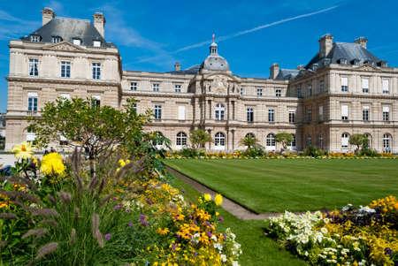 Palais du Luxembourg et ses jardins, Paris �ditoriale