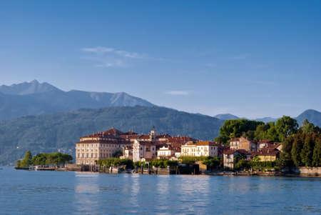 Isola Bella, Lago Maggiore, Italie Banque d'images