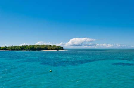 Paradise Island, Green Island, Queensland, Australia; Stock Photo - 16541037