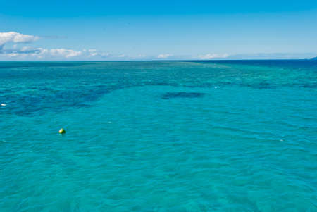 Paradise Island, Green Island, Queensland, Australia; Stock Photo - 16535549