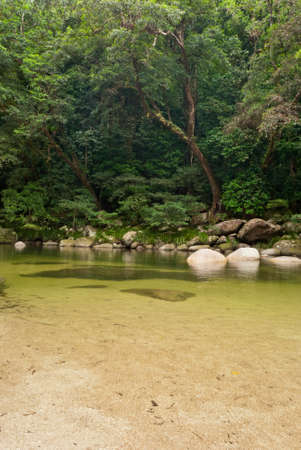 Mossman Gorge, Daintree National Park, Australia Stock Photo - 16970395