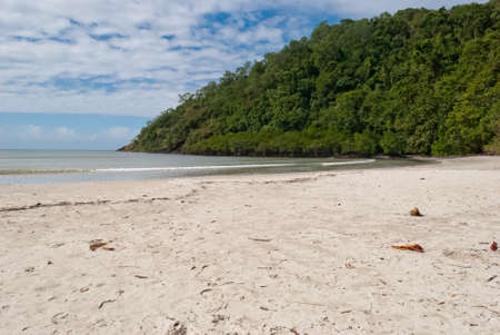 Cape Tribulation beach, Queensland photo