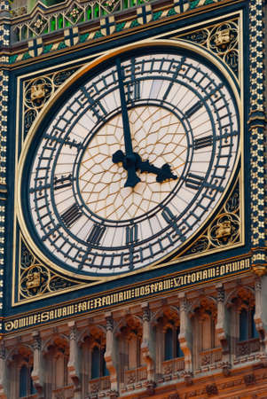Big Ben clock Tower, London photo