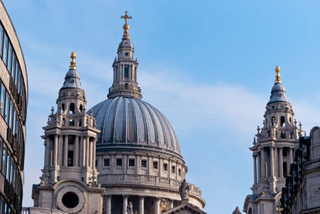 London, St Paul Cathedral Stock Photo - 17415561
