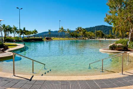 Airlie Beach Waterfront, Queensland, Australie