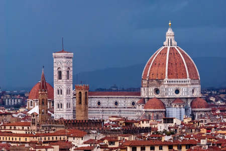 Florence, Cathedral, Italy photo