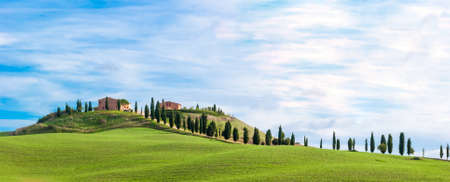 Tuscany, landscape photo