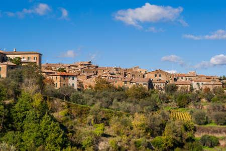 montalcino: Montalcino, Tuscany, Italy