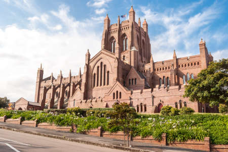 christ church: Christ Church Cathedral, Newcastle, Australia