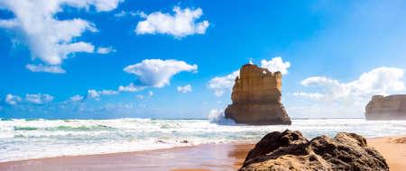 apostles: The Twelve Apostles, Victoria, Australia Stock Photo