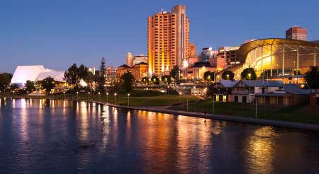 Adelaide, Australie