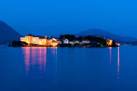 bella: Isola Bella, Lago Maggiore (Italy) Stock Photo