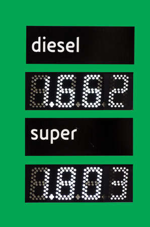 Fuel price photo