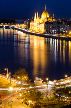 Budapest, Hungarian Parliament Building photo