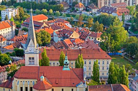 st james s: Ljubljana, St James Church, Slovenia