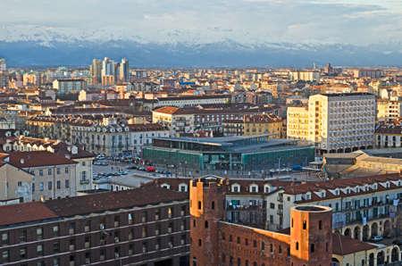 palazzo: Turin (Torino), Porta Palazzo