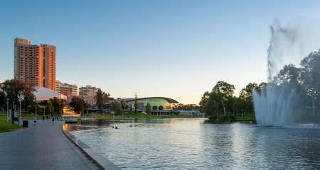adelaide: Adelaide, South Australia Stock Photo