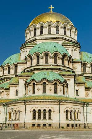 nevsky: Alexander Nevsky Cathedral, Sofia