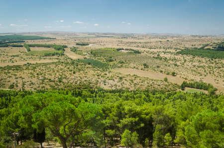 puglia: Puglia, landscape from Castel del Monte