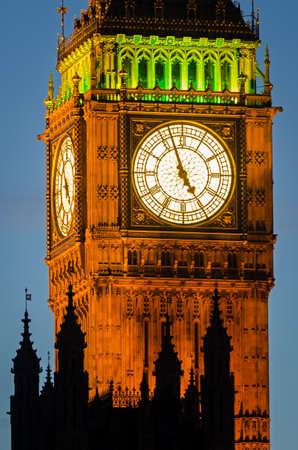 London, Big Ben photo