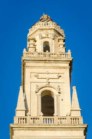 bell tower: Lecce, Cathedral bell tower